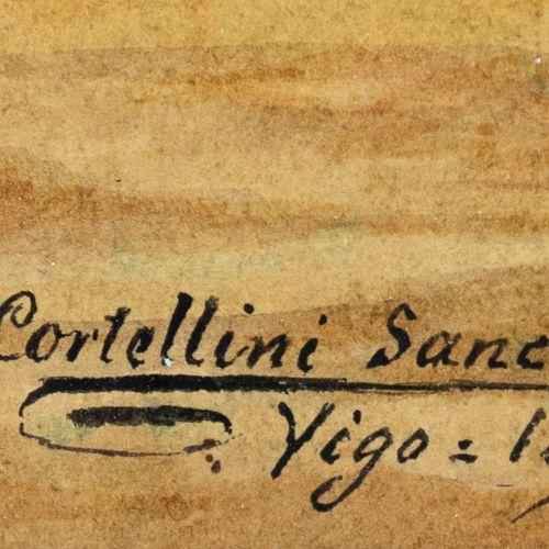 ÁNGEL MARÍA CORTELLINI (Sanlúcar de Barrameda, Cádiz, 1819 Madrid, after 1887). …