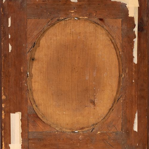 "Circle of FEDERICO DE MADRAZO Y KUNTZ (Rome, 1815 Madrid, 1894). ""Portrait of a …"