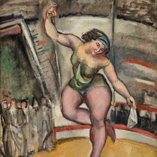 *FRIESZ Emile Othon, 1879 1949, «Paysage, les arbres devant la mer», vers 1908…