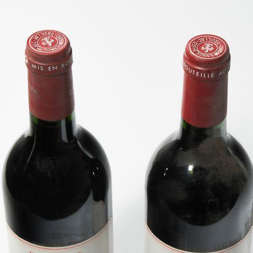Château Lynch Bages 1994. 5ème Cru. Pauillac. 2 bouteilles.