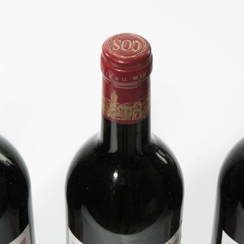 Château Cos d'Estournel 1978. 2eme Cru. St. Estephe. 11 bouteilles.