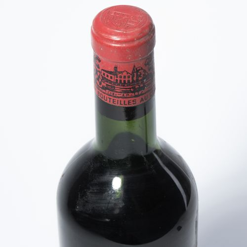 Château Lafite Rothschild 1959. 1èr Grand Cru. Pauillac. 1 bouteille.