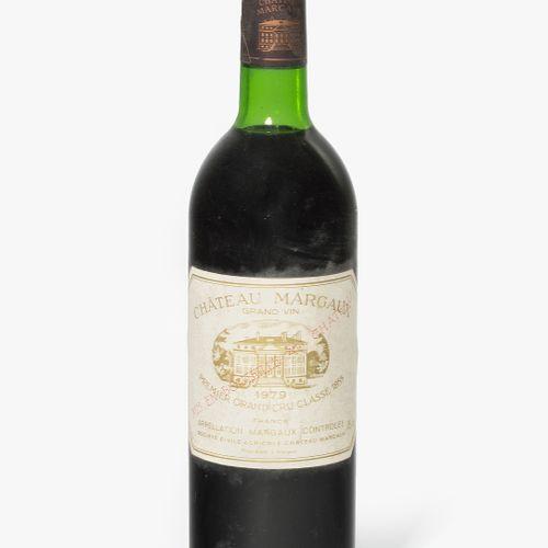 CHÂTEAU MARGAUX 1979. 1er Grand Cru. Margaux. Une bouteille.