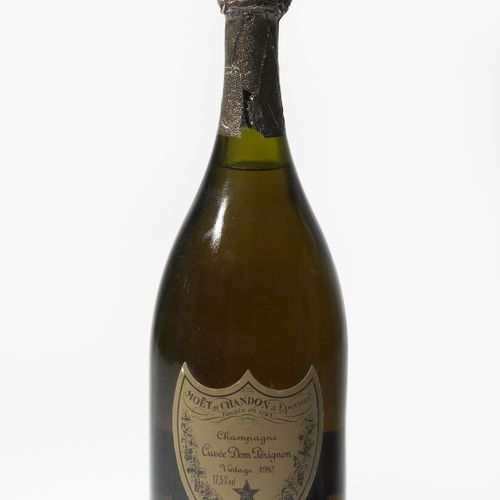 DOM PERIGNON Vintage 1982. Moet&Chandon. 1 bouteille.