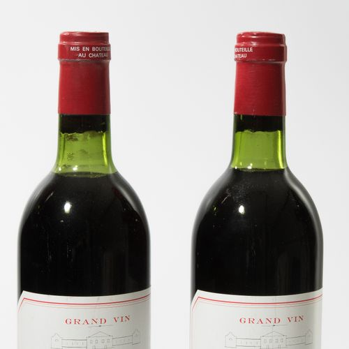 Château Lynch Bages 1979. 5ème Cru. Pauillac. 7 bouteilles.