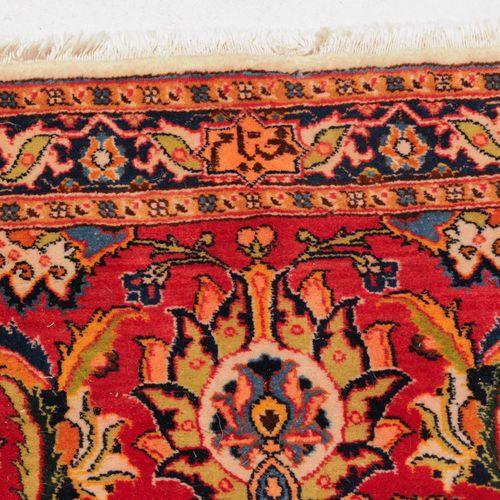 """TÄBRIS Tabriz  Perse du Nord Ouest, vers 1930, signé """"Khayyam"""" au centre, en bas…"""