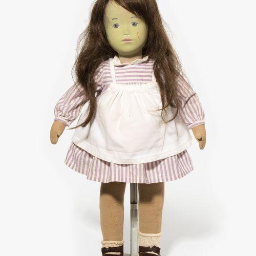 Sasha Morgenthaler Puppe Sasha Morgenthaler bambola  Svizzera, anni '60. Testa i…