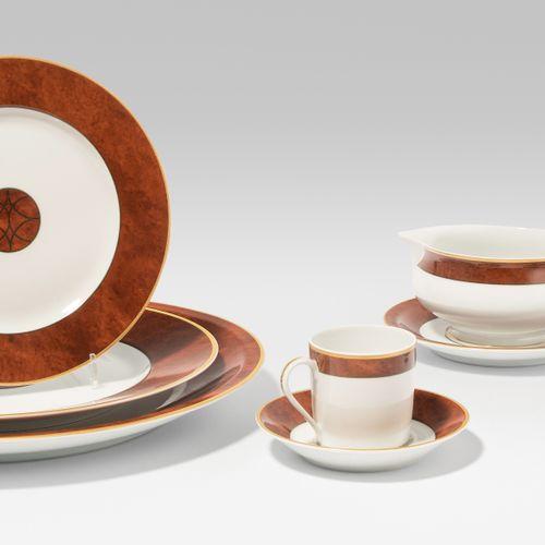 Haviland Limoges, Tafel und Kaffeservice Haviland Limoges, servicio de mesa y ca…