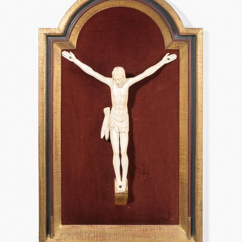 Corpus Christi Corpus Christi  Indo portoghese, XVII XVIII secolo. Avorio intagl…