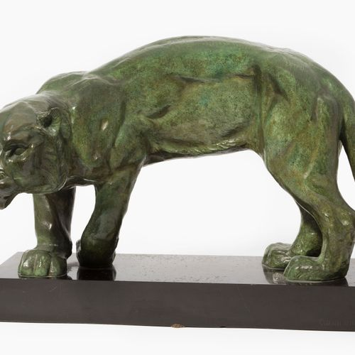 MAURICE GUIRAUD RIVIÈRE Maurice Guiraud Rivière  (Toulouse 1881 1947)  Bronce, p…
