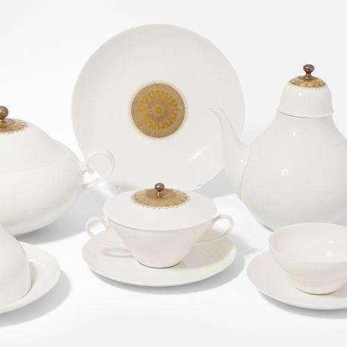 Rosenthal, Tafel und Kaffeeservice. Rosenthal, service de table et de café.  Mod…