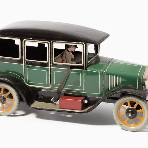 Bing, Limousine Bing, Limusina  Alemania, alrededor de 1930, con el logotipo de …