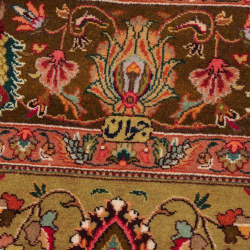 """TÄBRIS Tabriz  Noroeste de Persia, c. 1960. Firmado """"Djawan"""" en el centro, en la…"""