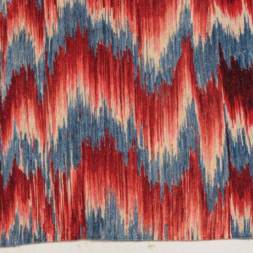 Ghashghai Sumach Ghashghai Sumach  S Persia, 1980 circa. Fine ricamo su tessuto …