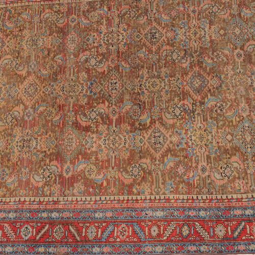 Bakhshayesh Bakhshayesh  Persia noroccidental, c. 1900. Todo el campo central de…