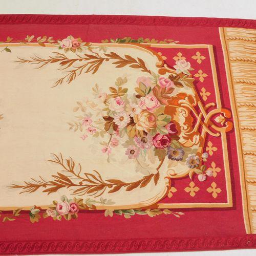Tapisserie Aubusson Tapisserie aubusson  France, c. 1900. Verdure. Pièce très fi…