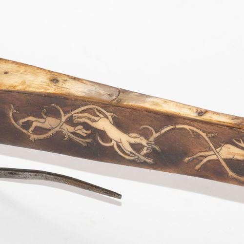 Jagdarmbrust Arbalète de chasse  Pays Bas espagnols (Belgique), XVIIe/18e siècle…