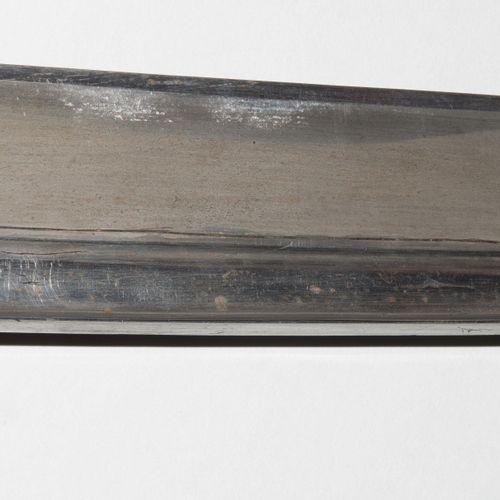 Khyber Messer Couteau de Khyber  Afghanistan, XIXe siècle. Poignée en os poli et…