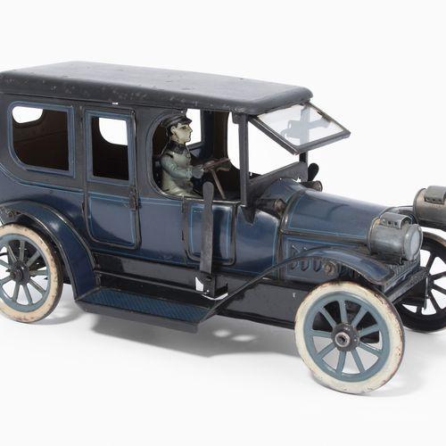 (Bub), Limousine (Bub), Limousine  Deutschland, um 1910. Ohne Firmensignet. Beze…