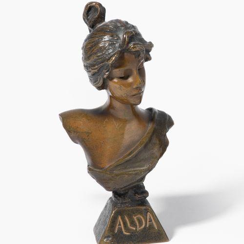 Emmanuel VILLANIS Emmanuel Villanis  (Lille 1858 1914 Paris)  Bronze, patiné fon…