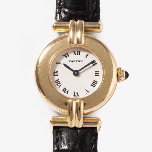 """Cartier """"Colisee"""", 1990er Jahre Cartier """"Colisée"""", années 1990.  Boîtier en or j…"""