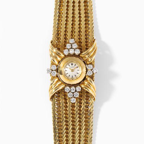 Universal Genève, 1950er Jahre 通用日内瓦,1950年代  黄金表壳编号165387 1849687,16毫米。手动上链机芯Uni…