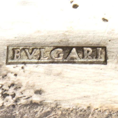 Ensemble de quatre bougeoirs standard en argent Britannia 1973, marque de BVLGAR…
