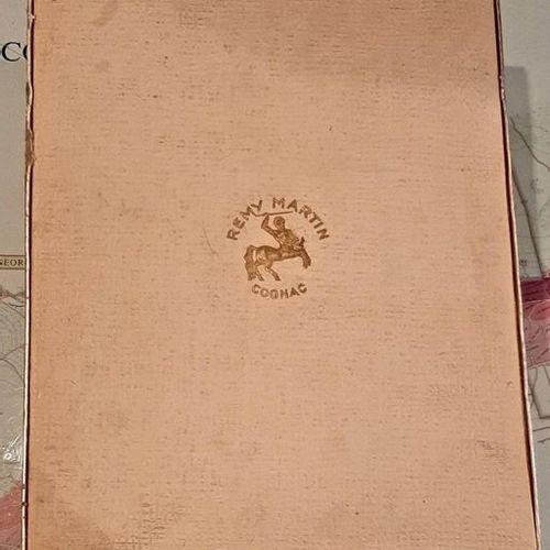 1 Coffret GRANDE CHAMPAGNE REMY MARTIN Louis XIII Age inconnu Bouteille N°41 en …