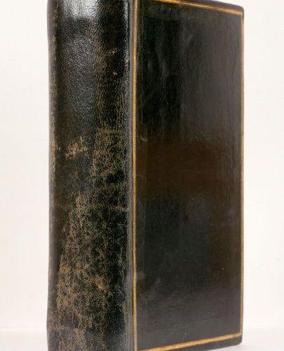 [GETIJDENBOEK] Heures de nostre dame à lusage de Rome  In 8° (170 x 100 mm), 184…