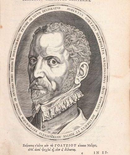 GOLTZIUS, Hubert Thesaurus rei antiquariae huberrimus ex antiquis tam numismatum…