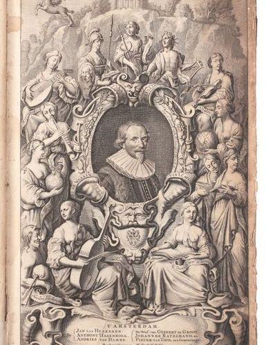 CATS, Jacob Toutes les oeuvres du Lord Jacob Cats, chevalier ou pensionnaire de …