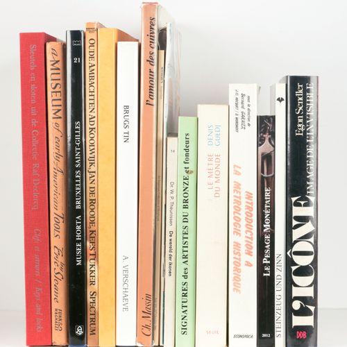 DECLERCQ, Raf Sleutels en sloten uit de Collectie Raf Declercq Knokke 2004  4°, …