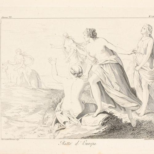[France] Choix de gravures à l'eau forte, d'après les peintures originales et le…