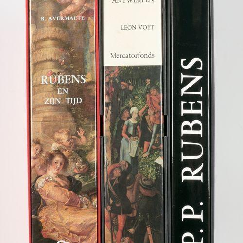 AVERMAETE, Roger Rubens en zijn tijd  4°, 439, 4 pp, tal. Kleurill., uitgeversli…