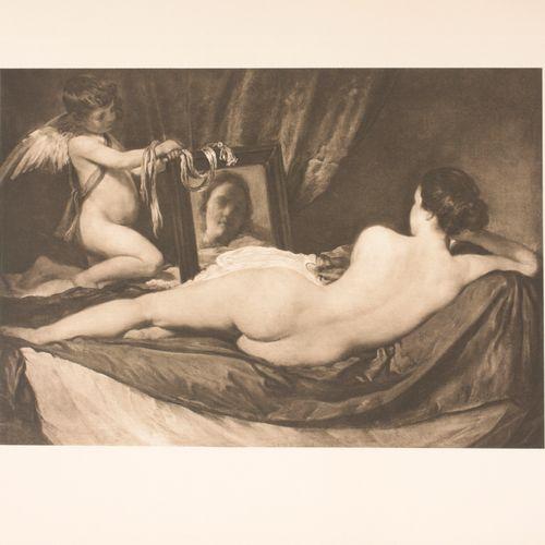 CONWAY, Martin Meesterwerken der schilderkunst. Photogravures naar de mooiste we…