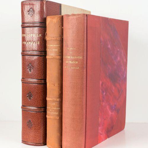 BRUN, Robert Le livre illustré en France au XVIe siècle Paris Librairie Félix Al…