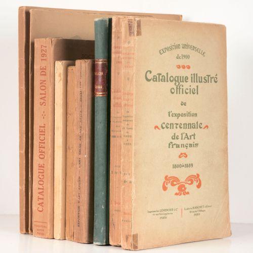 [CATALOGEN] Catalogue illustré de l'Union Centrale des Arts Décoratifs 1884 Pari…