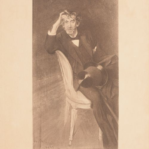 [Whistler] DURET, Theodore Histoire de J. Mc N. Whistler et de son oeuvre  4°, […