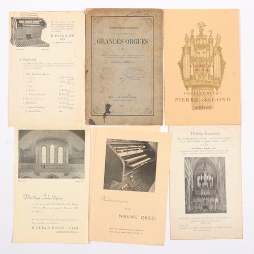 GIROD, P.L. Connaissance pratique de la facture des grandes orgues  8°, 132 pp, …