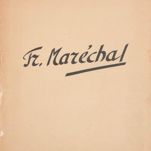 KUNEL, Maurice François Maréchal, aquafortiste  In 4°, 141 pp, ill. Ht, avec EAU…