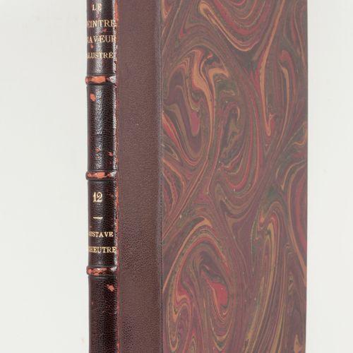 DELTEIL, Loys Le peintre graveur illustré Gustave Leheutre  4°, nombr. Ill., dem…