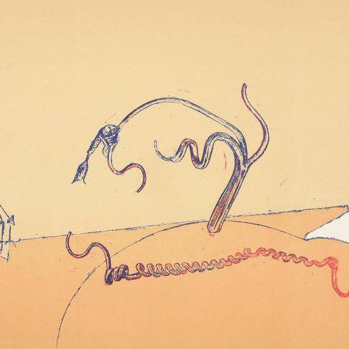FOLON, Jean Michel (1934 2005) La mort d'un arbre, 24 aquarelles et un texte de …