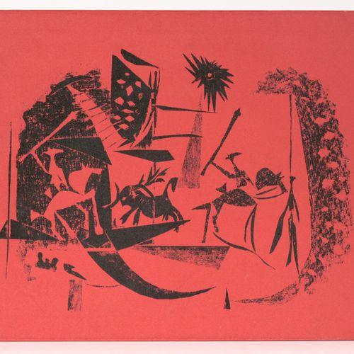 [PICASSO] SABARTÉS, Jaime A los toros avec Picasso  In 4° oblong. Édition illust…