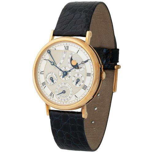 Breguet. Beautiful and Sophisticated Classic Complications Automatic Wristwatch …