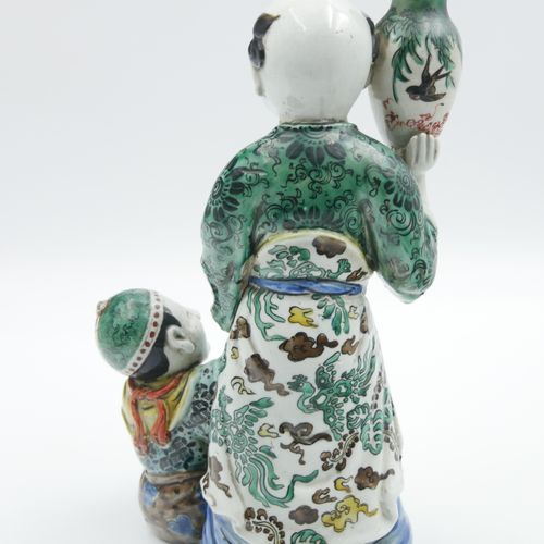 JAPAN, Kutani Ovens 20th century  A group of polychrome and gold enamelled porce…