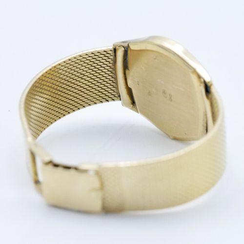 ROLEX CELLINI CIRCA 1975  Ref 3806  Men's wristwatch in 750/1000th gold, ivory d…