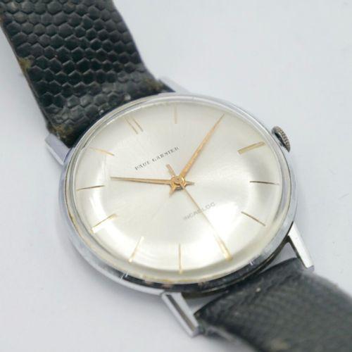Paul GARNIER TITUS  Lot de deux montres bracelet pour homme :   Paul GARNIER. Mo…