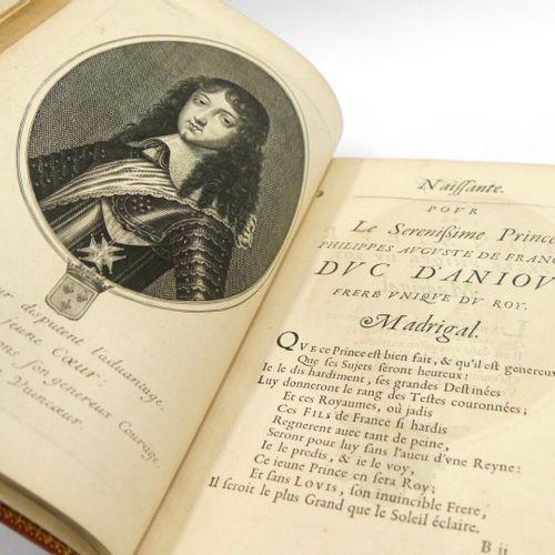 François Mathieu de BEAUCHASTEAU  La Lyre du jeune Apollon ou la muse naissante …