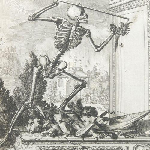 CHERTABLON Romeyn de HOOGHE (d'après pour les illustrations attribuées à )  La m…