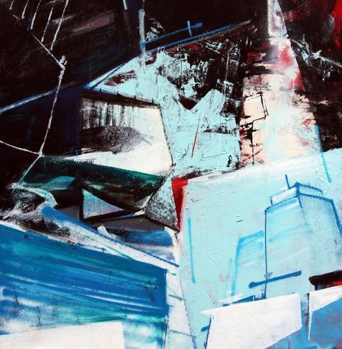 HENG Heng began painting in the late 90s. Graffiti attracted him, he made his de…